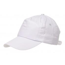 Czapka baseballowa RACING, biały